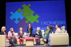 Fotorelacja z I Konińskiego Kongresu Kobiet!