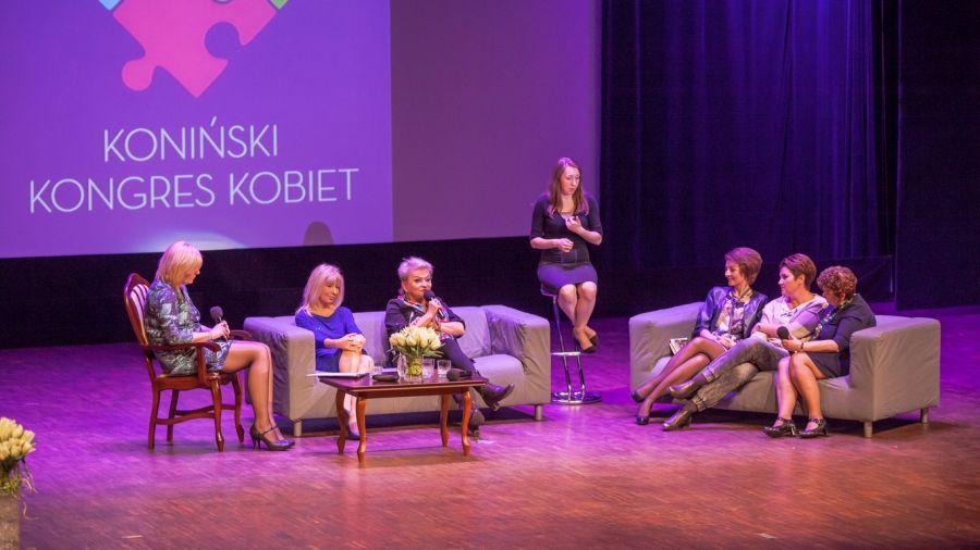 Fotorelacja z III Konińskiego Kongresu Kobiet!