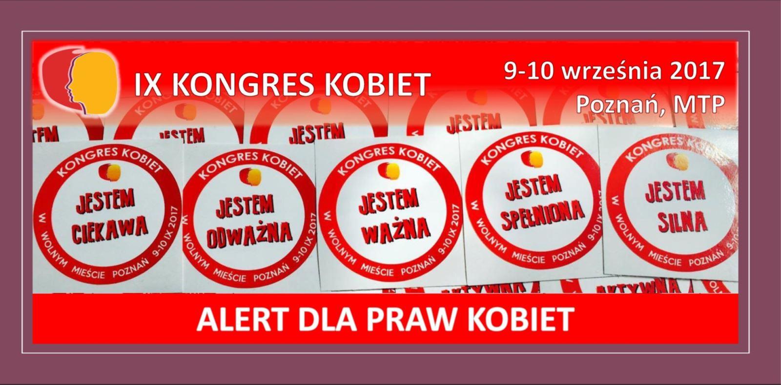 IX Ogólnopolski Kongres Kobiet